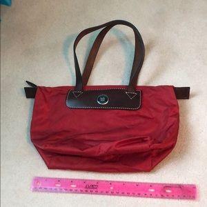 Dooney & Bourke mini packable tote